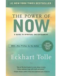 The Power of Now: A Guide to Spiritual Enlightenment by Eckhart Tolle PAPERBACK 2004