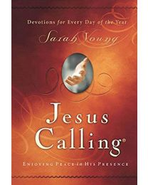 Jesus Calling: Enjoying Peace in His Presence (with Scripture References)  - Hardcover – 2004