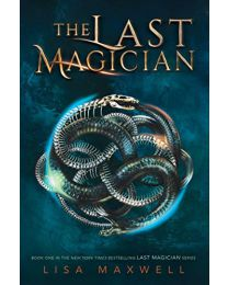 THE LAST MAGICIAN (BK. 1) PAPERBACK by Maxwell NEW