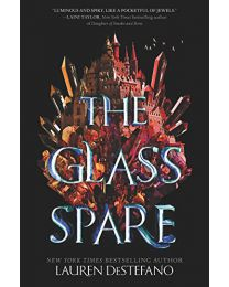 THE GLASS SPARE HARDCOVER by DeStefano