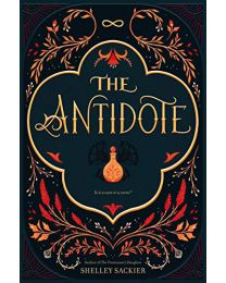 THE ANTIDOTE HARDCOVER by Sackier Shelley