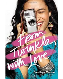 FROM TWINKLE WITH LOVE HARDCOVER by Menon