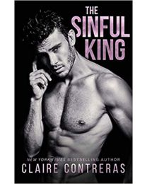 The Sinful King PAPERBACK  2020 by Claire Contreras