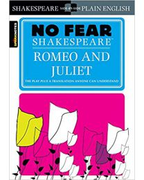Romeo and Juliet (No Fear Shakespeare)  Edition  William Shakespeare