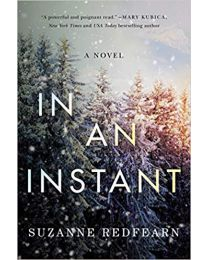 In an Instant PAPERBACK –2020 by Suzanne Redfearn