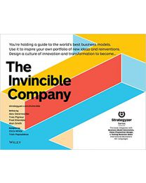 The Invincible Company: How to Constantly Reinvent Your Organization... PAPERBACK  by Alexande