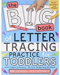 The Big Book of Letter Tracing Practice...PAPERBACK 2018