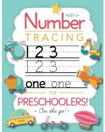 Number Tracing Book for Preschoolers and Kids... PAPERBACK 2018 by Modern Kid Press