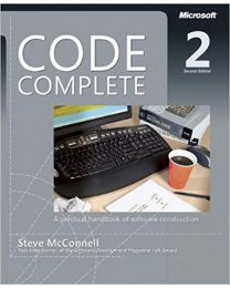 Code Complete: A Practical.. by Steve McConnell PAPERBACK 2004