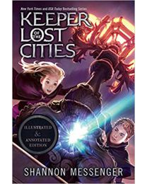 Keeper of the Lost Cities Illustrated & Annotated Edition: Book...  PAPERBACK 2020