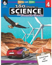 180 Days of Science: Grade 4 - Daily Science... PERFECT PAPERBACK 2018 by Laure