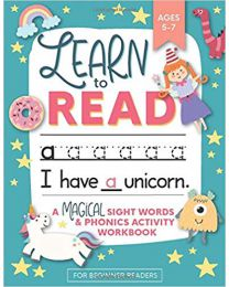 Learn to Read: A Magical Sight Words...PAPERBACK  2019 Modern Kid Press