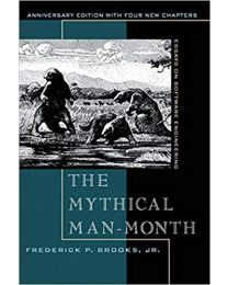 The Mythical Man-Month: Essays on Software... PAPERBACK 1995 by Frederick P. Brooks Jr.