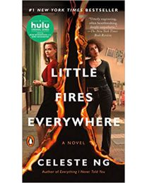 Little Fires Everywhere (Movie Tie-In): A Novel PAPERBACK  2020  Celeste Ng