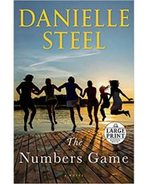 The Numbers Game A Novel PAPERBACK 2020 by Danielle Steel