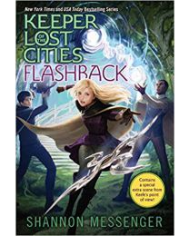 Flashback (7) (Keeper of the Lost Cities) PAPERBACK – 2019 by Shannon Messenger