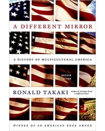 A Different Mirror: A History of Multicultural... PAPERBACK 2008 by Ronald Takaki