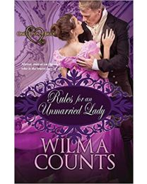 Rules for an Unmarried Lady....PAPERBACK 2020 Wilma Counts