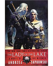 The Lady of the Lake (The Witcher (5)) PAPERBACK –2017 by Andrzej Sapkowski
