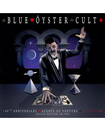 40th Anniversary - Agents Of Fortune : Audio CD by Blue Öyster Cult 2020
