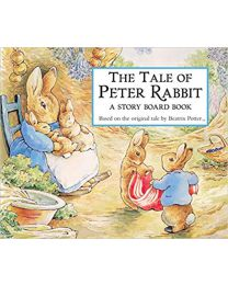 The Tale of Peter Rabbit Story Board Book BOARD BOOK 1999  Beatrix Potter