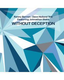 Without Deception : Audio CD by BARRON,KENNY...2020