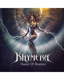 Master Of Illusions : Audio CD by Khymera 2020