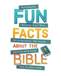 Fun Facts about the Bible: Word Searches, Matchups, Guess... MASS MARKET PAPERBACK – 2021 by Robyn Martins