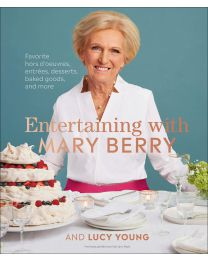 Entertaining with Mary Berry: Favorite Hors... HARDCOVER 2020 by Mary Berry, Lucy Young