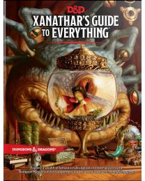 Xanathar's Guide to Everything Hardcover – November 21, 2017