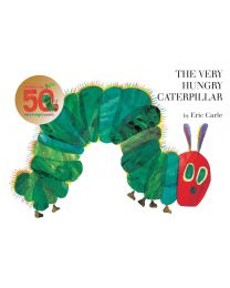 The Very Hungry Caterpillar: Illustration Book.. Board Book