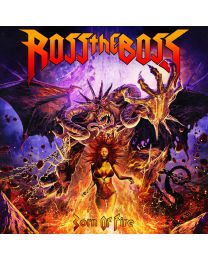 Born Of Fire : Audio CD by Ross the Boss 2020