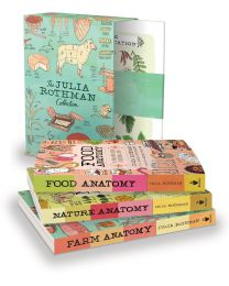 The Julia Rothman Collection: Farm Anatomy... PAPERBACK 2016 by Julia Rothman