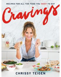 Cravings: Recipes for All the Food You Want to Eat: HARDCOVER 2016 by Chrissy Teigen, Adeena Sussman...