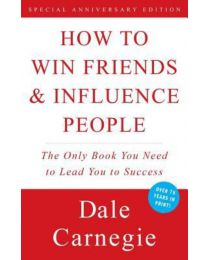 How to Win Friends & Influence People ,New Paperback ,1998