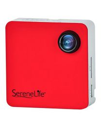 Brand New Clip-on Wearable Camera 1080p Full HD with Built-in Wi-Fi