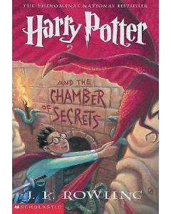 Harry Potter and the Chamber of Secrets by J. K. Rowling Paperback 2000